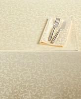 "Lenox Opal Innocence 70"" Round Tablecloth"