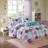 Bed Bath & Beyond Mizone Carly Twin/Twin XL Comforter Set in Purple