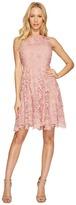 CeCe Claiborne - Sleeveless Lace A-Line Dress Women's Dress
