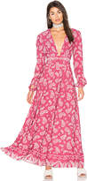 Majorelle Gypset Dress in Pink. - size S (also in )