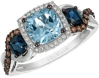 LeVian Le Vian 14K 2.04 Ct. Tw. Diamond & Gemstone Ring