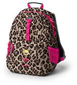 Lands' End ClassMate Small Backpack - Print-Purple Multi Chevron