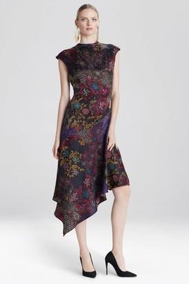 Natori Vintage Floral Dress