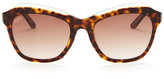 Tod's Women's Cat Eye Acetate Frame Sunglasses