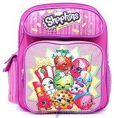"Shopkins School Backpack Medium 12"" Girls Book Bag"