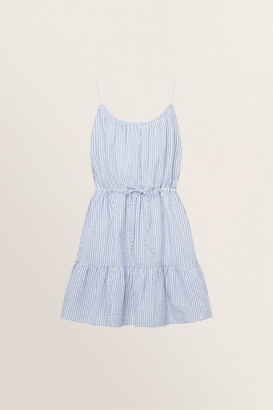 Seed Heritage Seersucker Dress