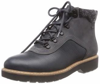 Clarks Korik Rock Gtx Womens Ankle Boots
