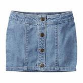 Carter's Denim Skirt - Preschool