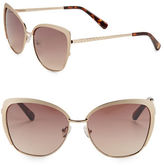 Vince Camuto 58MM Cat Eye Sunglasses
