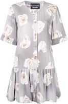 Moschino floral print dress - women - Rayon - 44