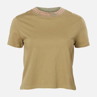 Tommy Jeans Women's TJW Branded Neck T-Shirt