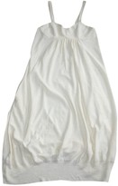 Sonia Rykiel Ecru Cotton Dress for Women