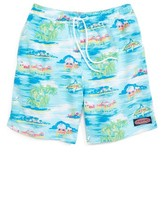 Vineyard Vines Boy's Beach Hut Chappy Swim Trunks