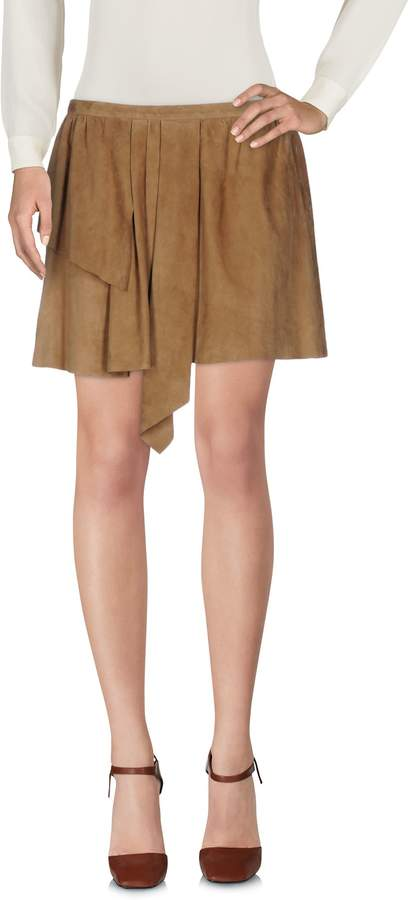 Drome Mini skirts - Item 38672076
