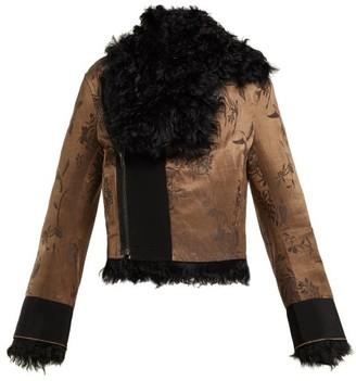 Haider Ackermann Carduus Shearling Jacket - Black