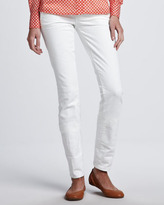 Tory Burch Skinny Ankle Jeans