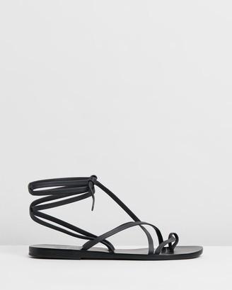 Ancient Greek Sandals Morfi