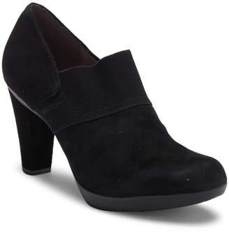 Geox Inspiration Platform Heeled Loafer