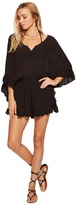 L-Space Emily Romper Cover-Up Women's Jumpsuit & Rompers One Piece
