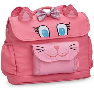 "Bixbee 10"" Kid' Kitty Backpack -"