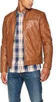 Mustang Leather Men's Rocha Jacket,S