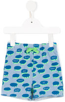 Stella McCartney speech bubble shorts - kids - Cotton - 18 mth