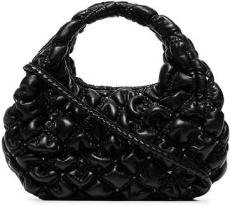 Valentino small SpikeMe hobo bag