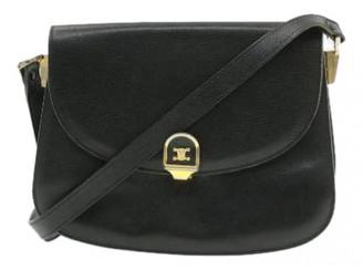 Celine Black Leather Handbags