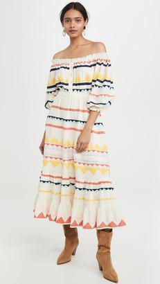 Carolina K. Alexa Dress