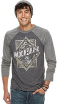 Rock & Republic Men's Moonshine Raglan Tee