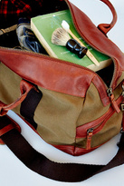 Will Leather Goods Womens ATTICUS LTHR X CANVAS DUF