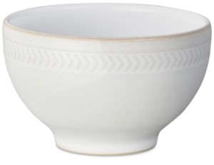 Denby Natural Canvas Chevron Small Bowl
