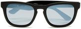 Lacoste Unisex Wayfarer Sunglasses Black Matt