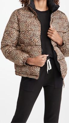 BB Dakota Cool Kitten Reversible Puffer Coat