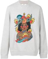 Bally printed sweatshirt