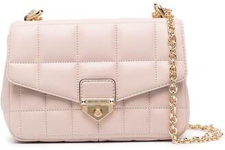 MICHAEL Michael Kors Soho quilted leather shoulder bag