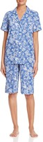 Ralph Lauren Cotton Bermuda Short Pajama Set