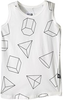 Nununu Geometric Tank Top (Little Kids/Big Kids)