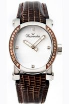 Façonnable Women's Automatic Watch Analogue Display and Leather Strap FDHOB