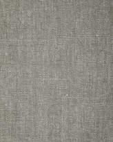 Serena & Lily Salt Washed Belgian Linen - Heathered Grey