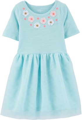 Carter's Toddler Girl Floral Tutu Dress