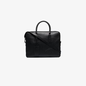Prada Black Saffiano Leather Briefcase