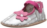 Robeez Becca Mary Jane Soft Sole Crib Shoe (Infant)