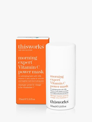thisworks® This Works Morning Expert Vitamin C Power Mask, 55ml