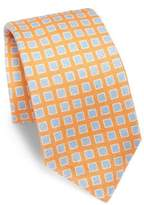 Kiton Two-Tone Silk Tie