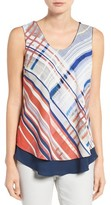 Nic+Zoe Women's Plaid Tank