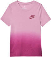 Nike Pink Dip Dye Tee