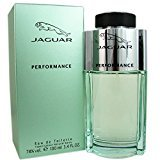 Jaguar Performance By For Men, Eau De Toilette Spray, 3.4-Ounce Bottle