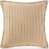 "Waterford Home Margot Persimmon 16"" Square Decorative Pillow"