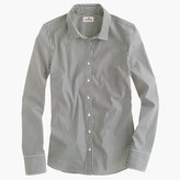 J.Crew Tall stretch perfect shirt in classic stripe